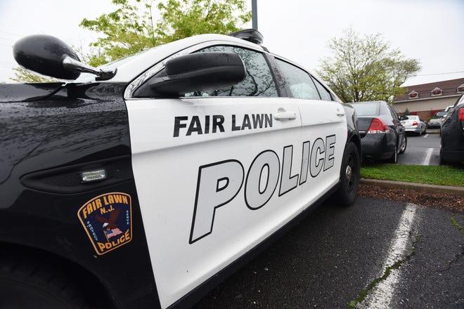 Fair Lawn police car.