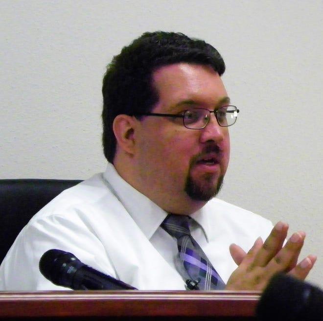Otero County Attorney Michael Eshleman