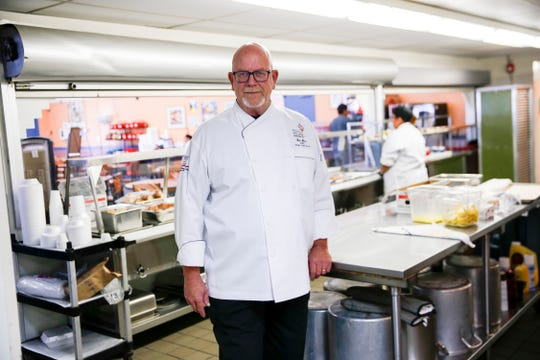 When Robert Witte began teaching culinary arts in Crownpoint nearly 20 years ago, the school had only three students. Now, it has 157.
