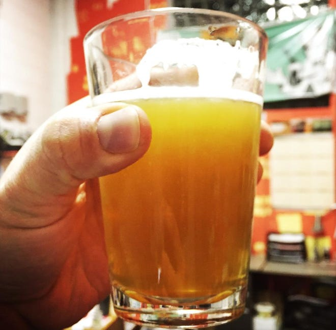 Try 12 different beers from 30 breweries at Brewed in Michigan, Sept. 14, at Baker's of Milford, in Milford Township.