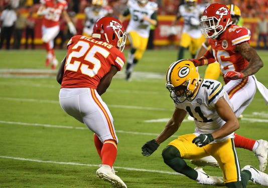 Nfl Green Bay Packers At Kansas City Chiefs