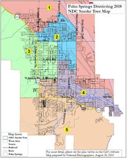 The proposed Smoke Tree map