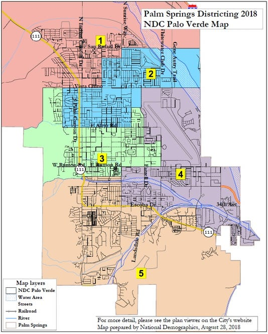Map 3 Palo Verde Map