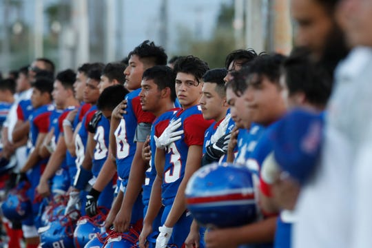 According to data released by the CIF, for the fourth year in a row there are fewer athletes playing high school football in the state of California.