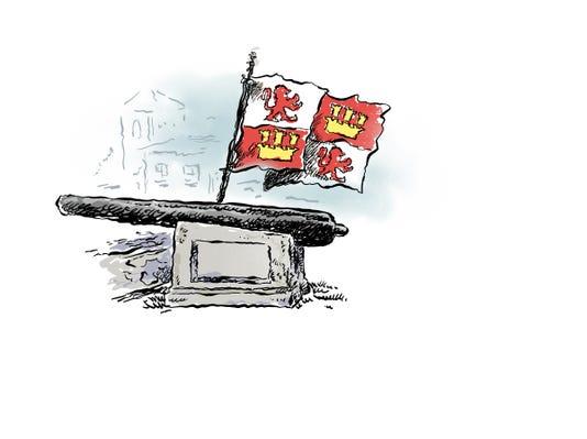 Pensacola City Of Five Flags Spain