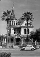 Rosson House, 1970.