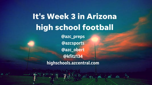 Its Week 3 Hs Football