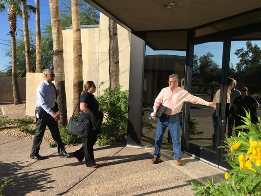 epcor arizona corporation commission johnson utilities