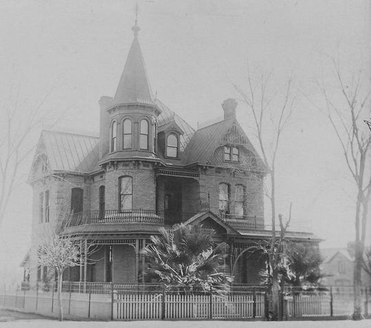 Rosson House, 1900s.