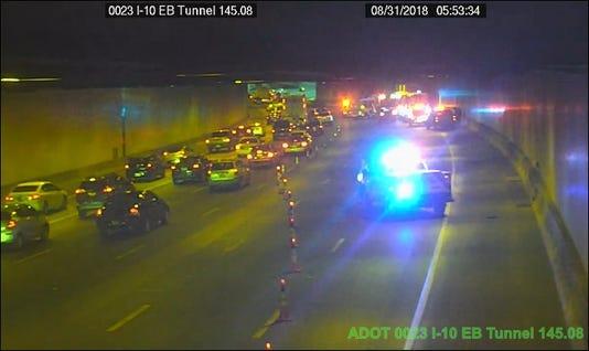 adot tunnel crash