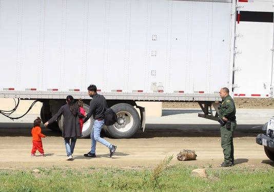Trump Visita La Frontera En Un Momento Delicado Para La Relaci N Con M Xico