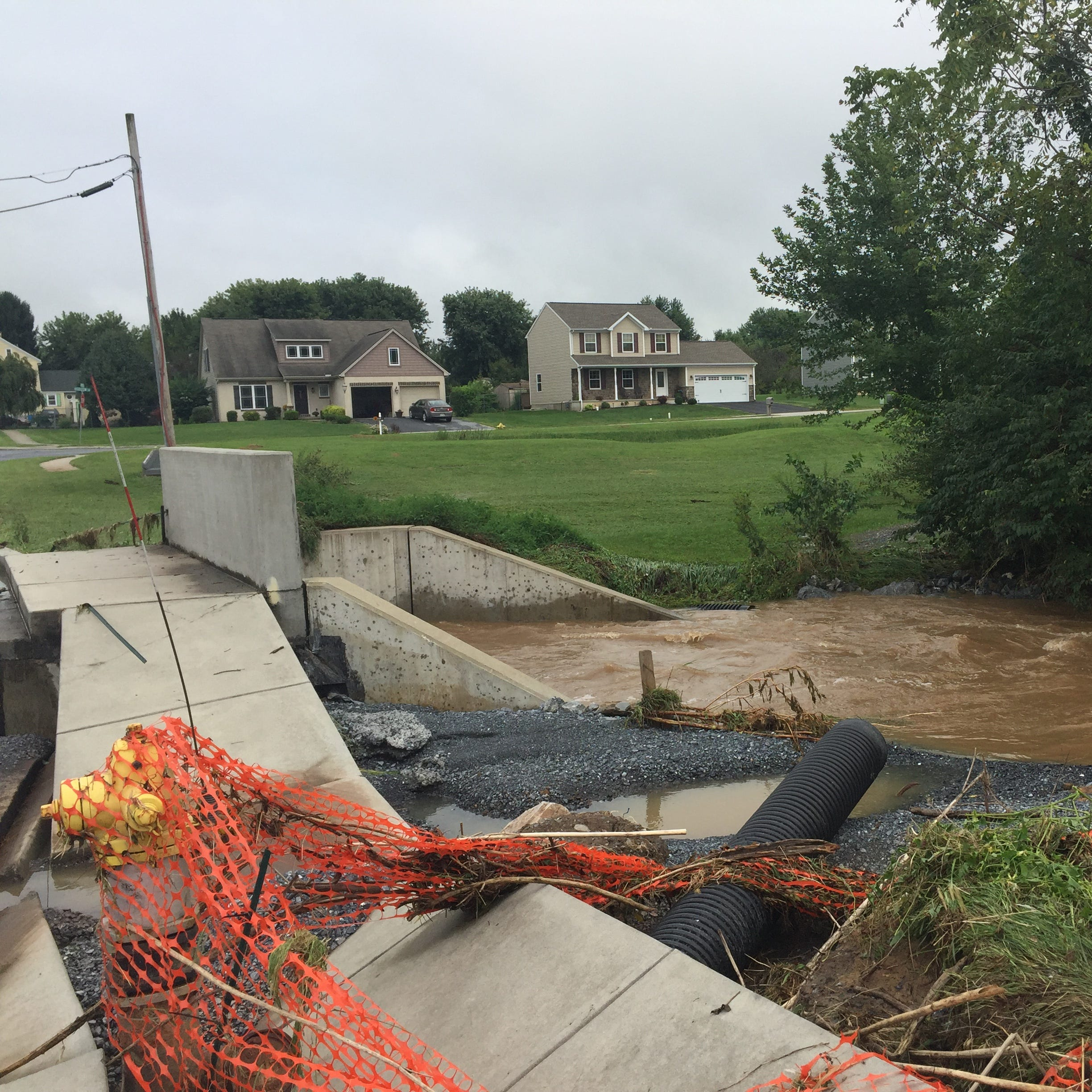 Proposed changes to flood plain map will affect Lebanon County residents