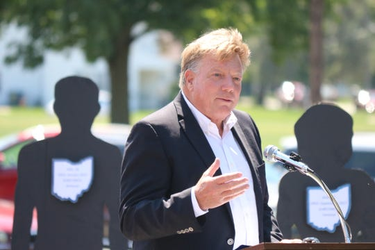 Ottawa County Common Pleas Court Judge Bruce Winters said progress is being made locally to combat addiction, but that the war is not over.