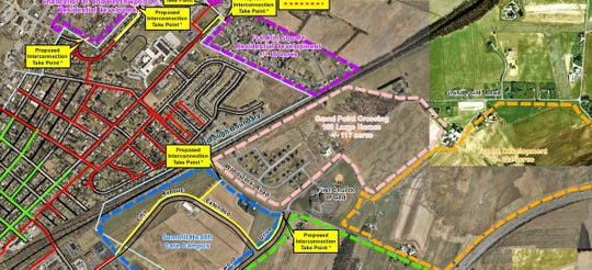 Natural gas will be available soon to homes and businesses in parts of Greene Township.