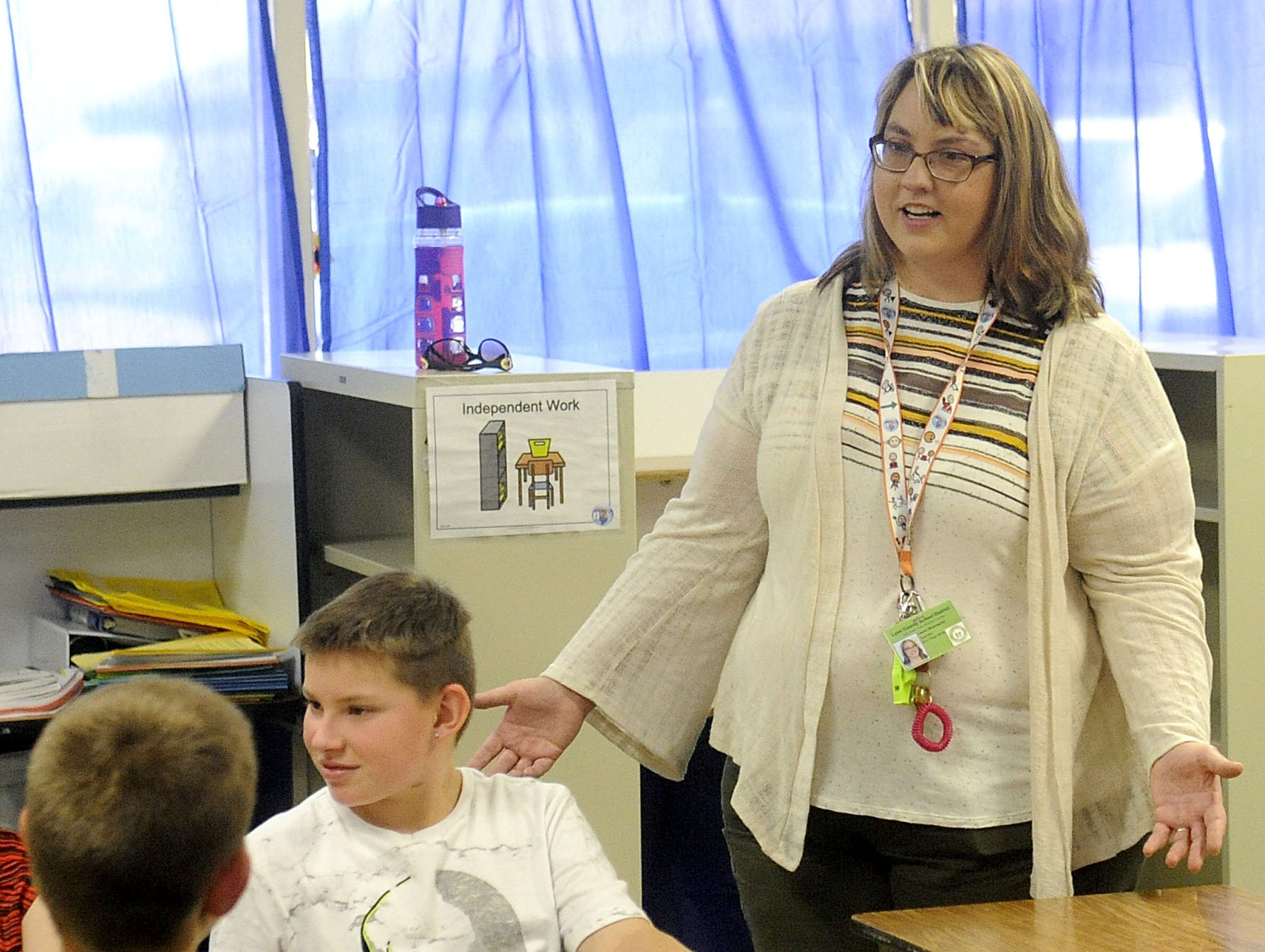 Silver Stage educator has teaching in her blood