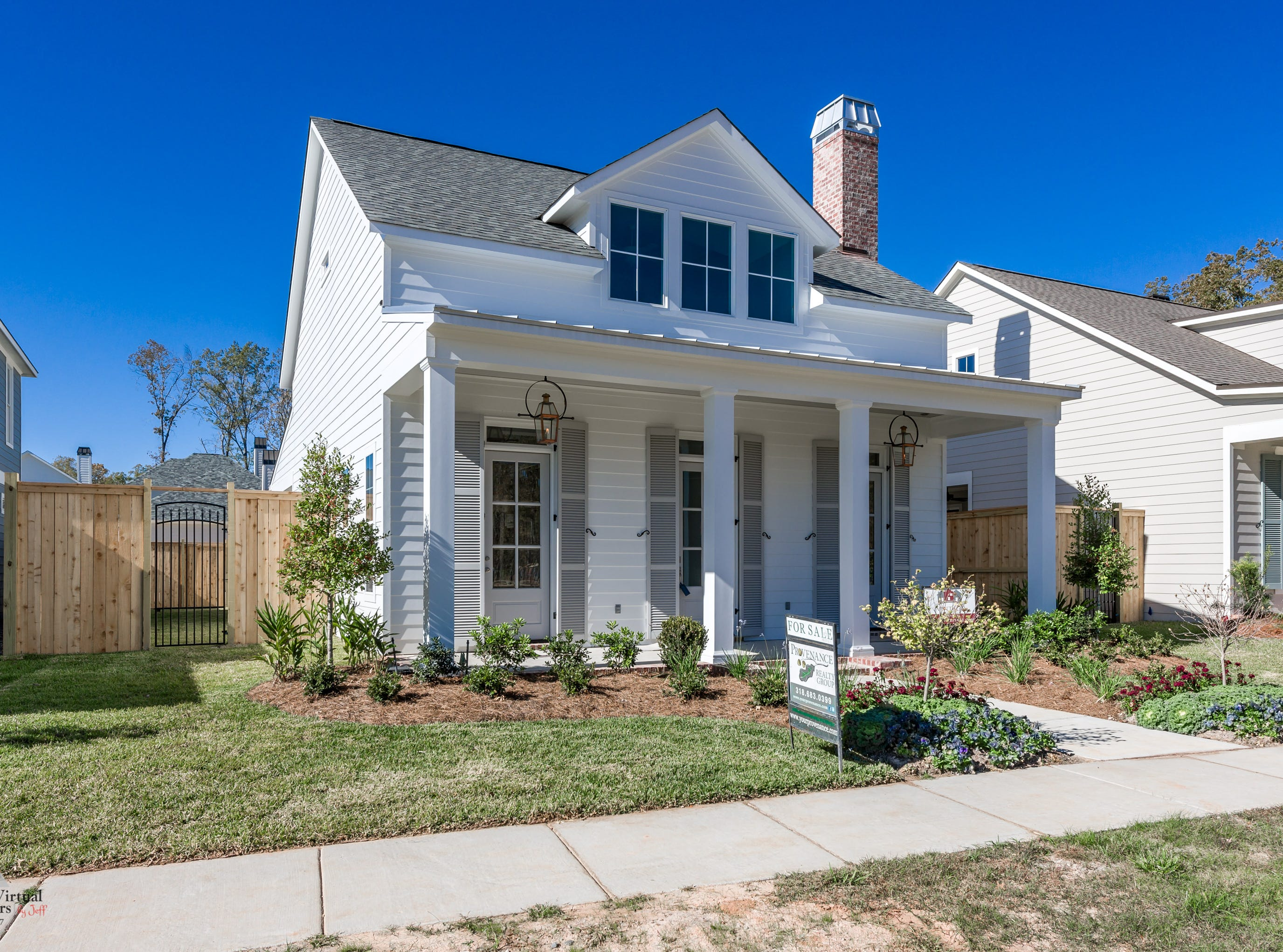 2127 Woodsong Lane,   #294, Shreveport  Price: $629,000  Details: 4 bedrooms, 5 bathrooms, 3,388 square feet  Special features: Custom home with open floor plan in Provenance,  New Orleans style courtyard with fountain and outdoor kitchen.  Contact: Susannah Hodges, 683-0399