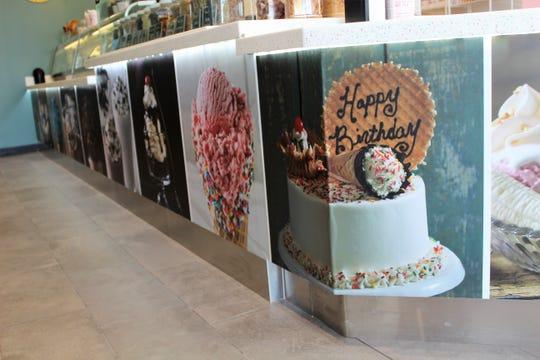 Marble Slab Creamery re-opens in Shreveport.