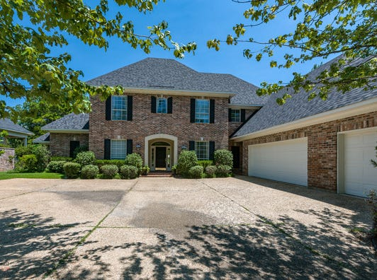 10857 Sunrise Point, Shreveport  Price: $520,000  Details: 5 bedrooms, 5 bathrooms, 3,518 square feet  Special features: Southern Trace living on the 8th fairway with double fairway view, spacious kitchen with views of the lake.  Contact: Courtney Lowry, 560-2975