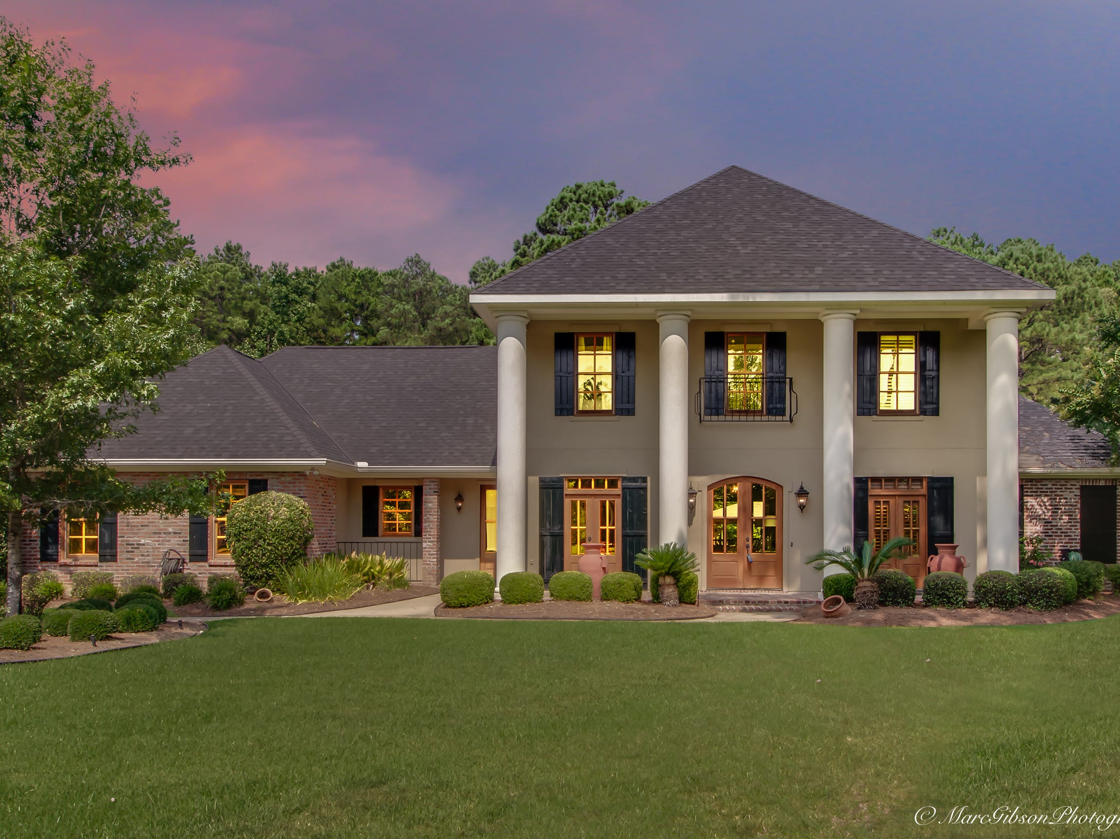 2828 Tuscany Circle, Shreveport  Price: $619,000  Details: 4 bedrooms, 4 bathrooms, 4,124 square feet  Special features: Stately Long Lake beauty, cook's kitchen with 6 gas burner stove,  saltwater pool and entertaining space.   Contact: Andy Osborn, 564-3701