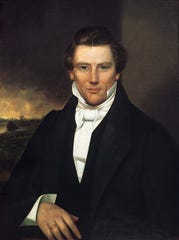 Joseph Smith, the founder of Mormonism
