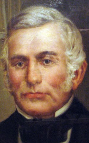 """Lilburn Boggs, Missouri's sixth governor, in 1838 issued an order to  """"exterminate"""" Mormons in Missouri. It was not rescinded until 1976."""
