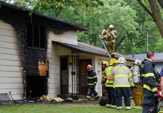 Cold Spring House Fire 1