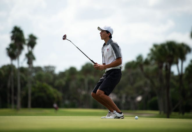 Ryan Moylan is one of three Vero Beach High School boys golfers with state tournament experience. The Fighting Indians will try for their seventh top-10 finish in the past eight seasons when the Class 3A state tournament tees off Tuesday at Howey-in-the-Hills.