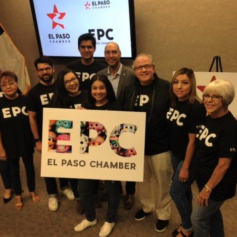 Greater El Paso Chamber unveils new name, logos