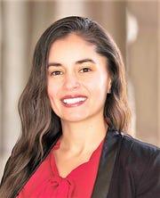 Andrea Tawney,e new associate vice chancellor at the Texas Tech University Health Sciences Center El Paso.