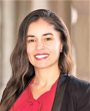Andrea Tawney,e new associate vice chancellor at the Texas Tech University Health Sciences Center El Paso.