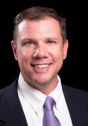 Brad Taylor, El Paso Chihuahuas general manager and senior vice president.