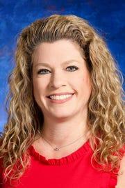Tina Crosby, newmanager of WestStar Bank's Alto Mesa branch.