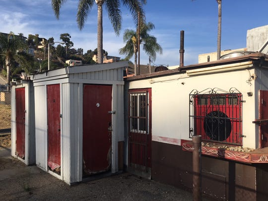 Top Hat Hot Dog Stand in downtown Ventura will remain as part of a proposed mixed-use residential project.