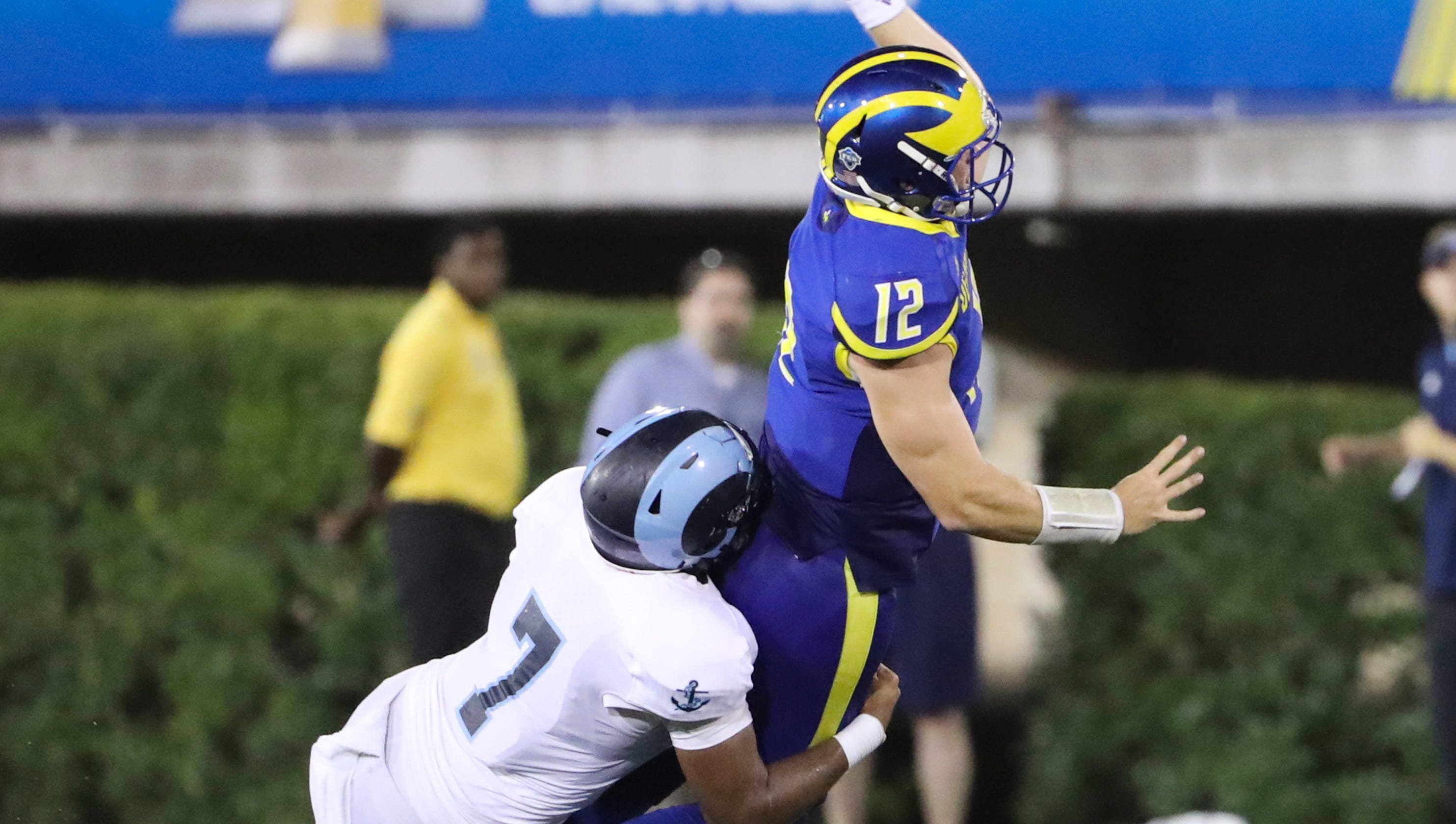 University of Delaware has pivotal CAA football opener at
