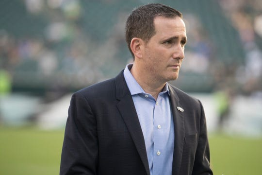 Eagles executive vice president of football operations Howie Roseman said the team has a lot of decisions to make this offseason on veteran players, including quarterback Nick Foles.