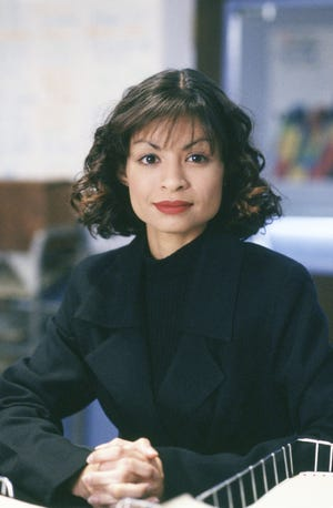 Vanessa Marquez as Nurse Wendy Goldman on Feb. 5, 199.