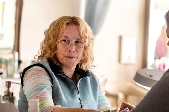 "Patricia Arquette as Tilly in ""Escape At Dannemora."""