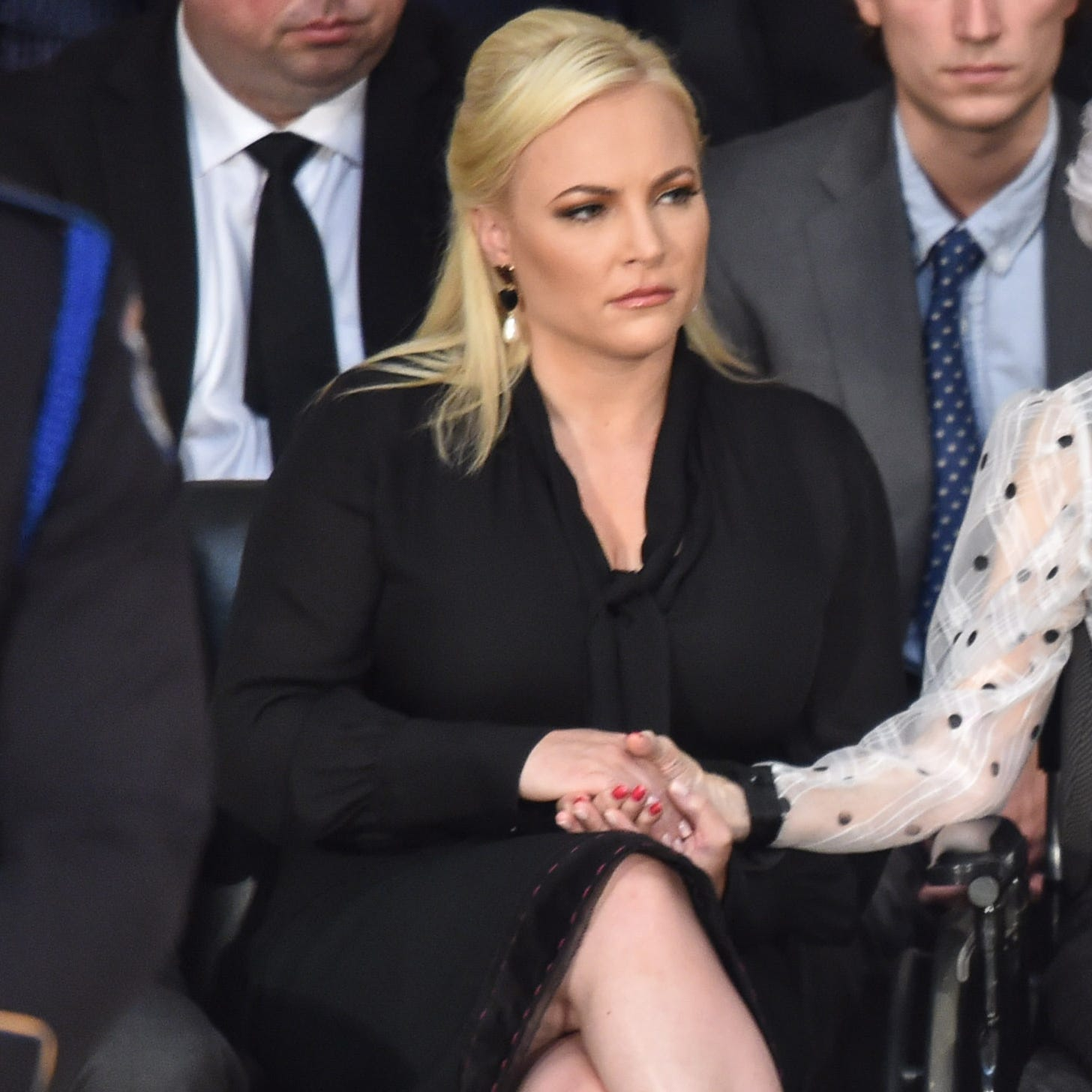 Meghan McCain reacts to another Kyrsten Sinema comment about Arizona