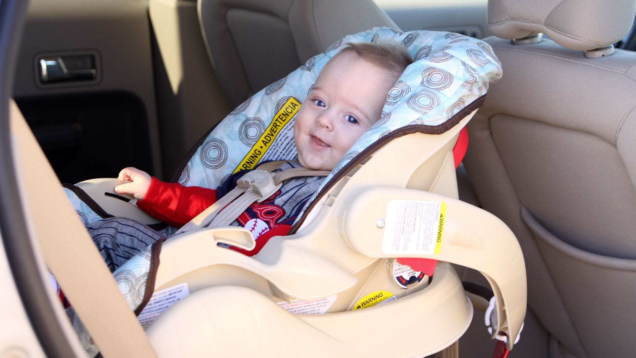 Experts Change Rules On Rear Facing Baby Car Seat Limits To Save Lives
