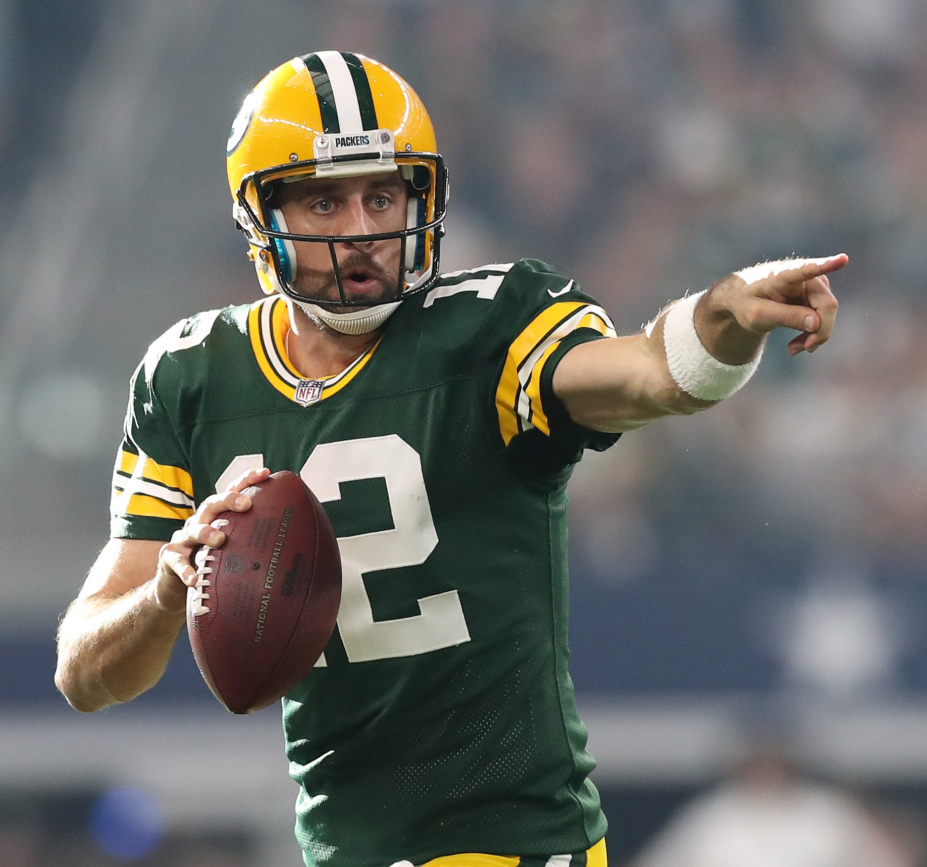 Aaron Rodgers now is the highest-paid player in the NFL.