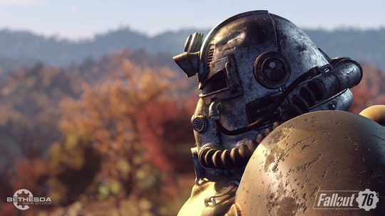 A screenshot from the video game 'Fallout 76,' out Nov. 14 for PlayStation 4, Xbox One and PCs.