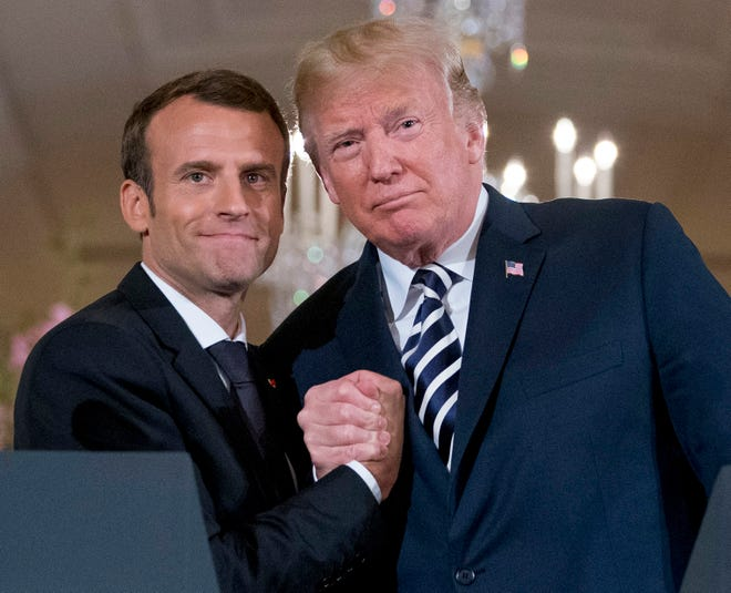 For over a year, French President Emmanuel Macron has cajoled his counterpart Donald Trump, convinced he could make him change his thinking on climate change, the Iran nuclear deal and world trade. But the 40-year-old leader acknowledged this week it didn't work, and instead said he was focusing his efforts on European partners.