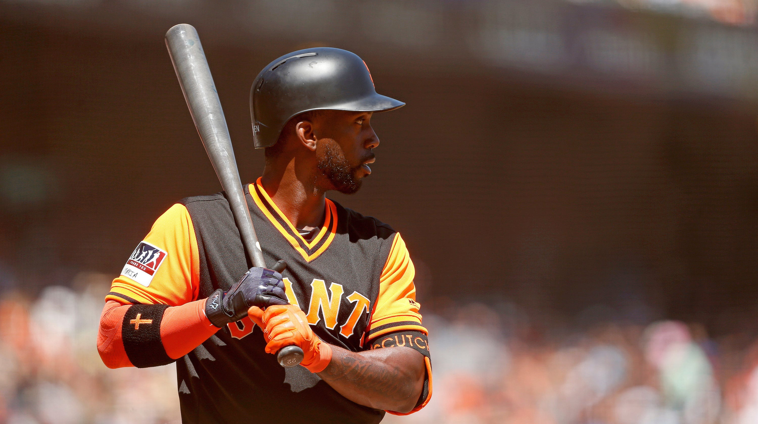 b58cc22fe Andrew McCutchen is officially a Yankee, in exchange for two minor leaguers