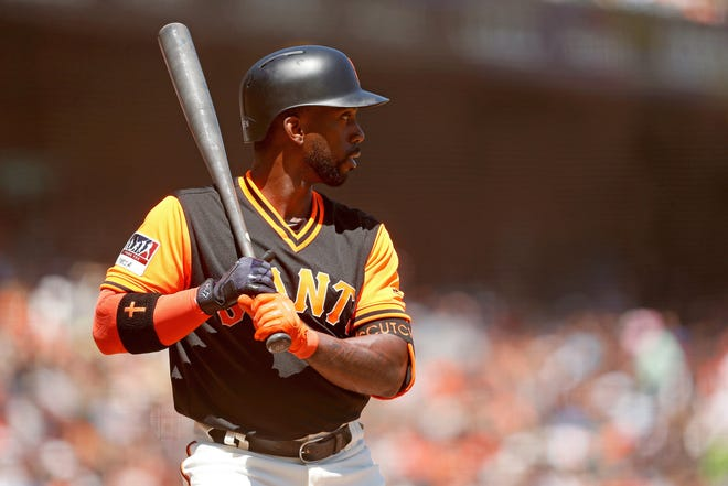 Aug. 31: The Giants traded OF Andrew McCutchen to the Yankees for INF Abiatal Avelino and RHP Juan De Paula.