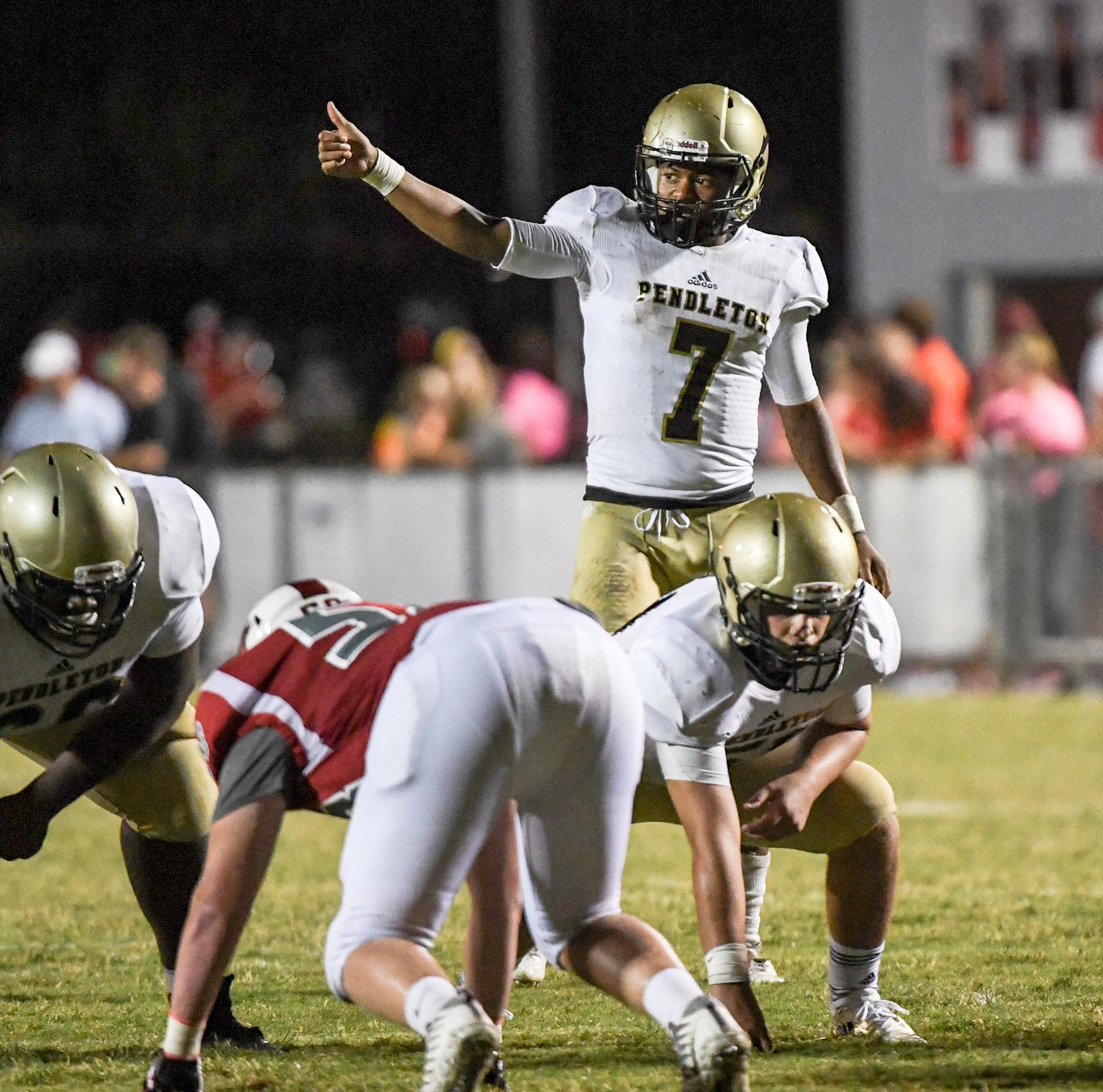 Get caught up on Week 6 high school football stats and standings for the Anderson area