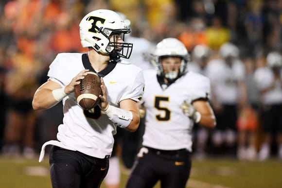 Tuscola defeated Smoky Mountain 35-13 on Friday night.