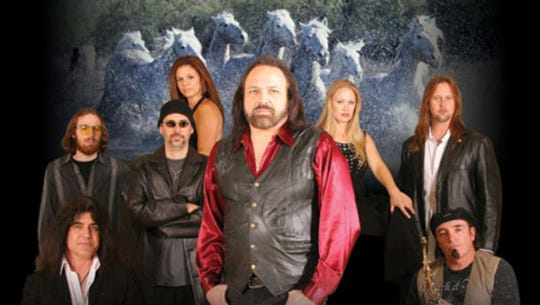 Turn the Page perform their tribute to Bob Seger and the Silver Bullet Band Sept. 13 at The Point Casino in Kingston.