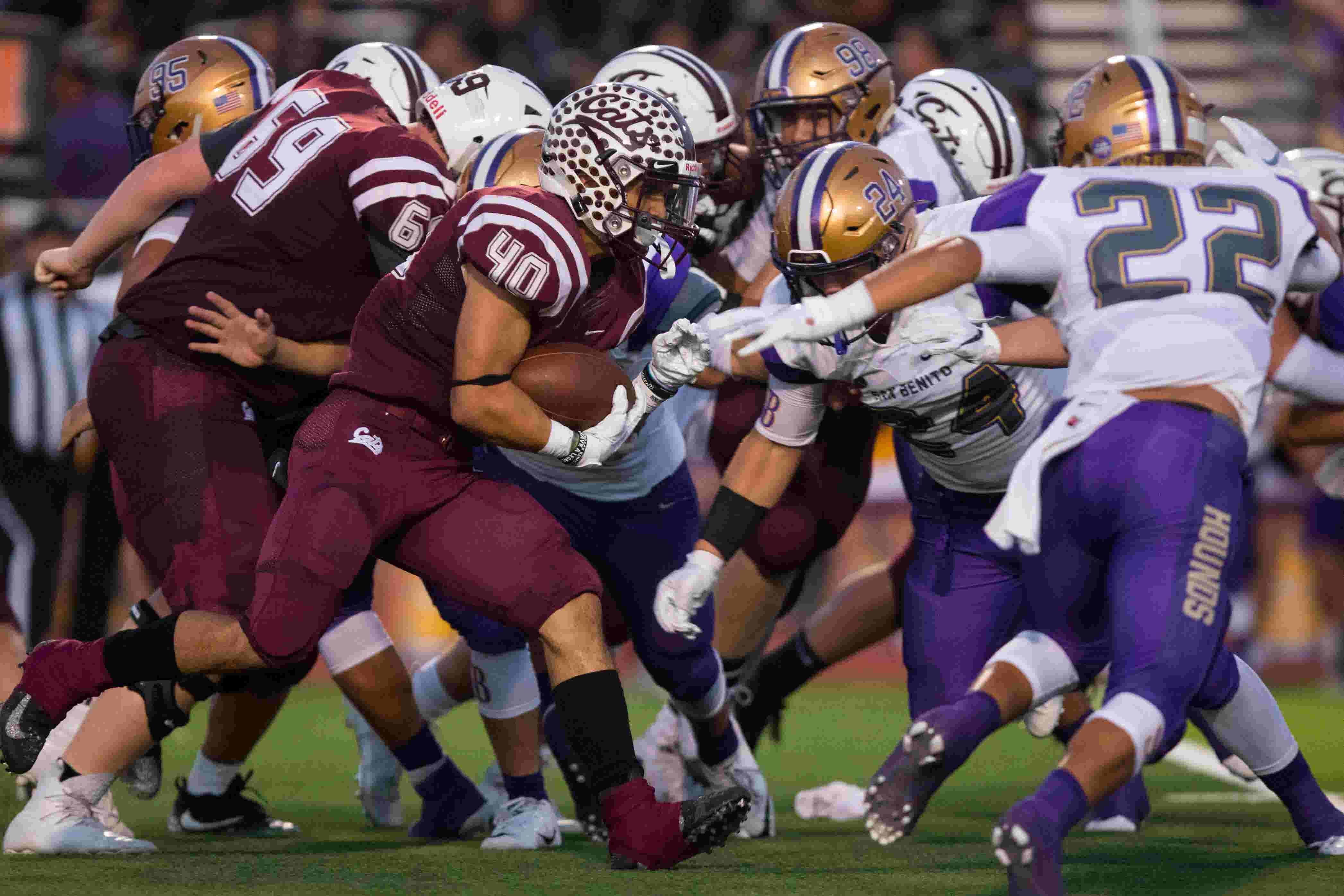 Flour Bluff Wins Change Tenor Of Rivalry With Calallen