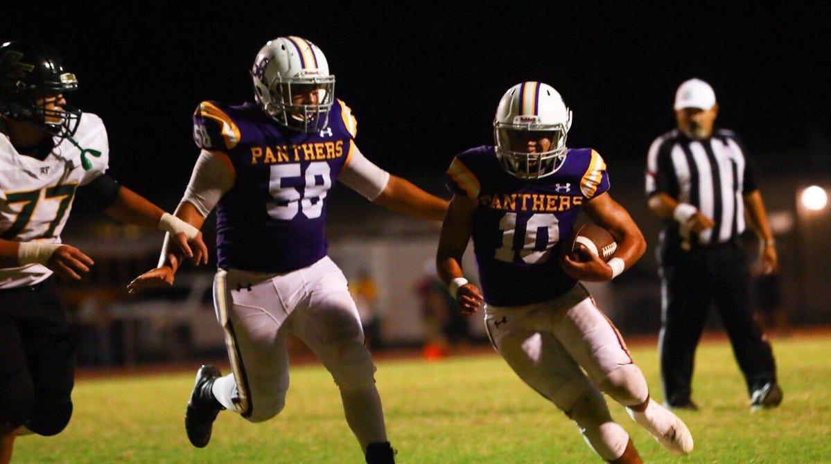 Week 1 Texas Statewide High School Football Scores