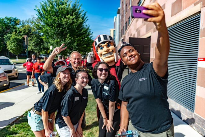 Rutgers University opens its doors this semester to the Class of 2022, the largest first-year class in the university's history and one if its most diverse.